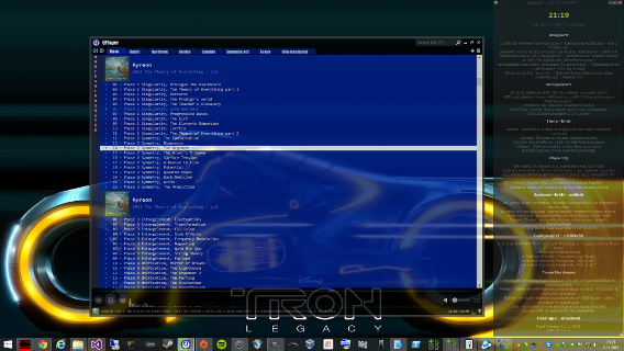 QPlayer Windows 7 theme